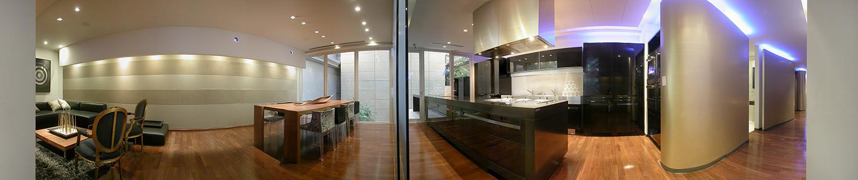 MF - Cocina y living comedor