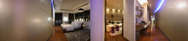 MF - Dormitorio y HT y escritorio